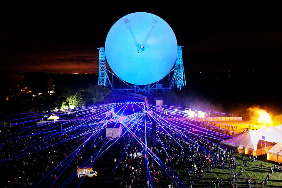 Live from Jodrell
