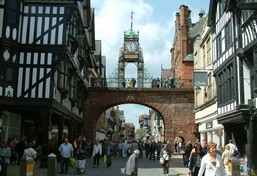 East Gate, Chester